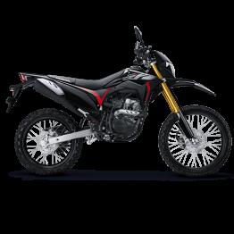 CRF 150 Black