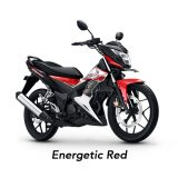 Honda Sonic 150 Energetic Red