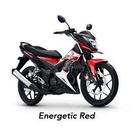Honda Sonic 150 Energetic Red