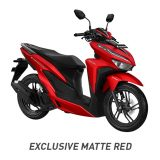 New Vario Techno 150 Exclusive Matte Red