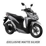 New Techno Vario 150 Matte Silver