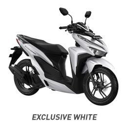 New Vario Techno 150 Exclusive White