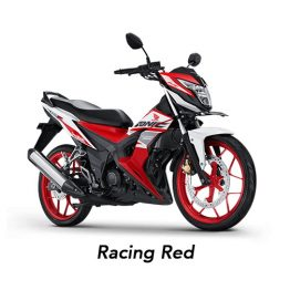 Honda Sonic 150 Racing Red