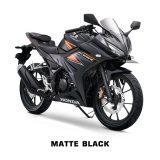 CBR 150 terbaru Matte Black
