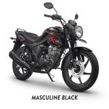 Honda cb 150 verza masculine black cw