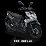 BEAT STREET SILVER BLACK